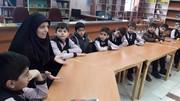مربی فرهنگی کانون دامغان بازنشسته شد