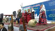 اعضای کانون مشگینشهر برگزیده زیباترین لباس محلی جشنواره «زمستان بیدار»