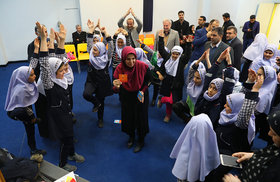 گردهمآیی کارشناسان و مدیران پروژه اتاق بازی و اسباببازی مدارس