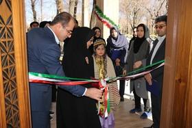 آیین افتتاح سالن نمایش کانون پرورش فکری کودکان و نوجوانان شماره 2 شهرکرد