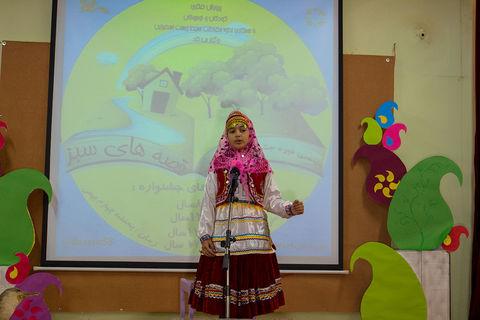 سومین جشنواره قصهگویی اسفراین