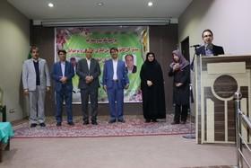 تکریم و معارفه مدیر کل کانون استان ایلام به روایت تصویر