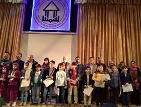 نقشآفرینی اعضای کانون گلستان به عنوان دوستداران محیطزیست در مراسم نکوداشت پدر طبیعت ایران