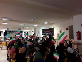 """صبح خاطره """"خاطرات سبز، روزهای سرخ"""" به مناسبت چهلمین سالگرد پیروزی انقلاب اسلامی در مرکز شماره ۱۳ کانون کرمانشاه"""