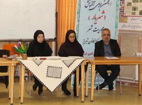 حضور شاعران نوجوان در انجمن شعر شهریار تبریز
