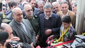 استقبال از برنامههای کانون استان کرمانشاه در آستانه چهلمین ساگرد پیروزی انقلاب اسلامی