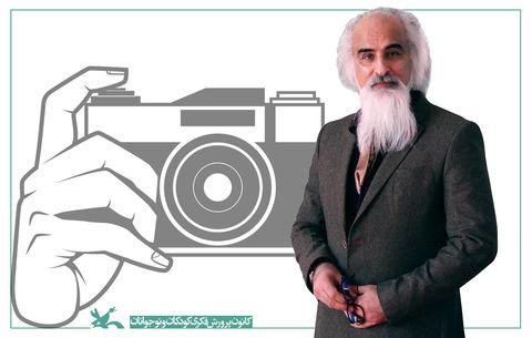 علیرضا کریمی صارمی داور بخش عکاسی هفتمین جشنواره هنرهای تجسمی