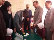 نخستین اتاق بازی در دبستان دخترانه مهدوی کرمان راهاندازی شد