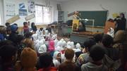 اردوی جهادی کانون برای کودکان روستایی در چورت چهاردانگه ساری