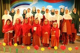 جشن فجر در کانون پروش فکری کودکان و نوجوانان هفشجان