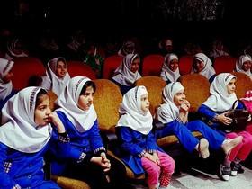 استقبال خوب دانشآموزان از مهرواره هنرهای نمایشی در کانون شماره یک و فراگیر بیرجند