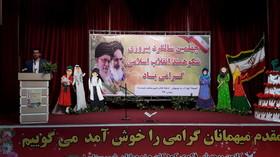 ایران آینده، چشم به راه کودکان امروز کانون است