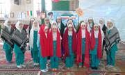 جشن چهلسالگی انقلاب در روستاهای شاهرود