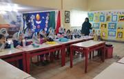 نمایشگاه «خطی از رنگ و نور» در کانون رشت افتتاحشد