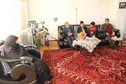 دیدار با خانوادهی معظم شهدا در تبریز، هادیشهر، کلیبر و بستانآباد