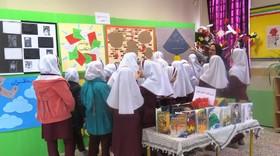 نمایشگاههای دهه فجر مراکز فرهنگی و هنری کانون استان قزوین به روایت تصویر