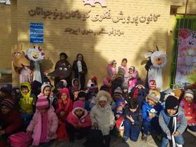 استقبال بی نظیر دانشآموزان از مهرواره هنرهای نمایشی کانون شماره یک و فراگیر بیرجند