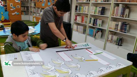 فعالیت دهه فجر مرکز شماره 29 کانون تهران ـ چهلمین سالگرد پیروزی انقلاب اسلامی