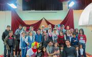 جشن انقلاب با حضور دوقلو ها در کانون اسفراین برگزار شد