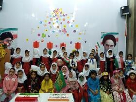 جشن انقلاب مراکز فرهنگی هنری باشت ، دهدشت و لیکک