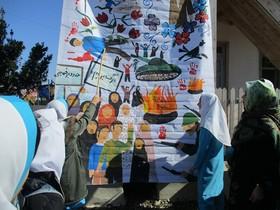 نقشآفرینی اعضا و مربیان کانون گلستان در چهلمین سالگرد پیروزی انقلاب اسلامی(۲)