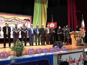 تجلیل از برگزیدگان جام باشگاههای کتابخوانی شهرستان گنبدکاووس