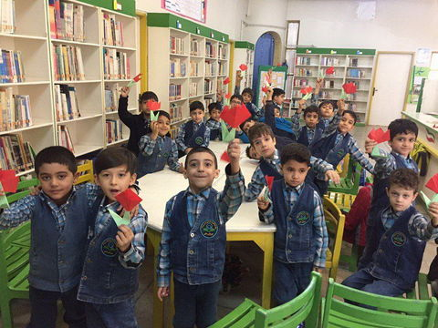 فعالیت دهه فجر مرکز شماره 32 کانون تهران ـ چهلمین سالگرد پیروزی انقلاب اسلامی