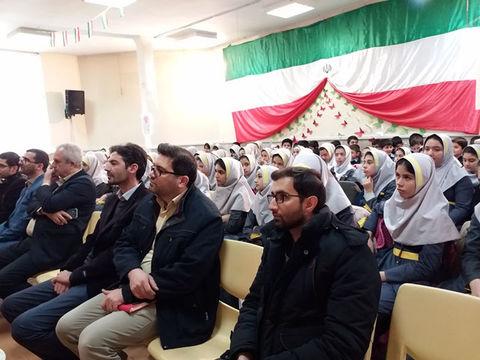 ویژهبرنامههای چهلمین سالگرد پیروزی انقلاب اسلامی در مراکز کانون آذربایجان شرقی(2)