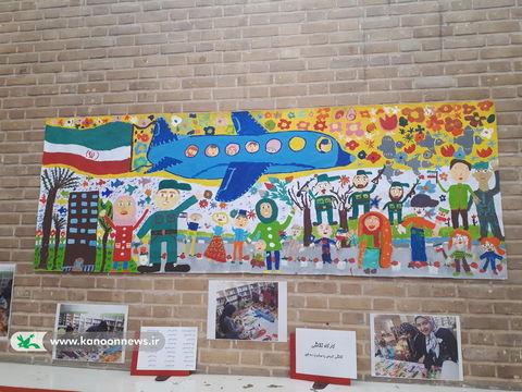 فعالیت دهه فجر مرکز شماره 3 کانون تهران ـ چهلمین سالگرد پیروزی انقلاب اسلامی