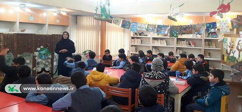 فعالیت دهه فجر مرکز شماره 22 کانون تهران ـ چهلمین سالگرد پیروزی انقلاب اسلامی