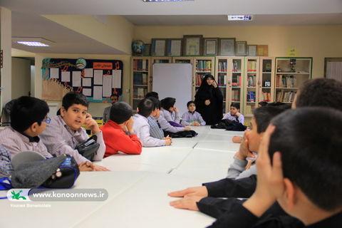 فعالیت دهه فجر مرکز شماره 23 کانون تهران ـ چهلمین سالگرد پیروزی انقلاب اسلامی