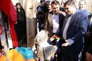 چهارمین کتاب خانه سیار روستایی در چهار محال و بختیاری راه اندازی شد
