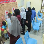 ویژه برنامه خانواده ، کودک وانقلاب در مرکز فرهنگی هنری کانون شماره ۴ بندرعباس