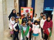 جشن بهار انقلاب در مرکز فرهنگی هنری کانون قشم