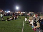 برگزاری جنگ شادی انقلاب در شهربندرسیریک