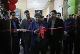 نمایشگاه «دلنوشتههای فاطمیه»، در یزد برگزار شد
