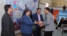 """اولین جشنوارهی """"بازیهای بومی محلی"""" در بافق برگزار شد"""