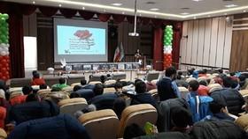 چهلمین سالگرد پیروزی انقلاب اسلامی کانون زنجان
