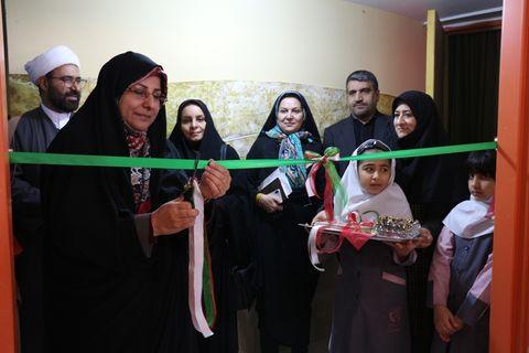 گزارش تصویری افتتاح مراکز تخصصی در اداره کل کانون فارس