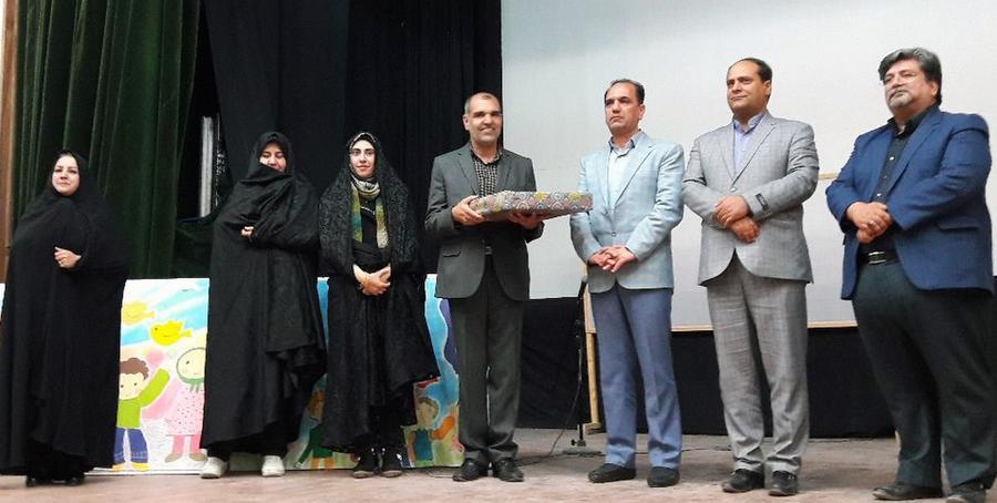 جشنوارهی «نمایش سایهای» در شهر ابرکوه برگزار شد
