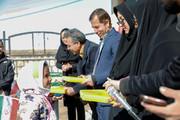 در طرح عید تا عید و با همت کانون چهار مدرسه محروم خراسان شمالی مجهز به کتابخانه شدند