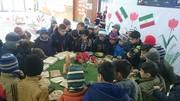 نمایشگاه آثار هنرهای دستی اعضاء و مربیان مراکز استان زنجان