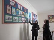 برپایی نمایشگاههای آثار مربیان و اعضای مراکز فرهنگی هنری سیستان و بلوچستان به مناسبت دههی فجر(بخش دوم)