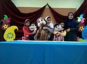 دو نمایش عروسکی همزمان با دهه مبارک فجر در مراکز بجنورد و اسفراین به روی پرده رفت