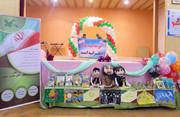 نمایشگاه دستاوردهای کانون در مدرسهی امت اسفراین برگزار شد
