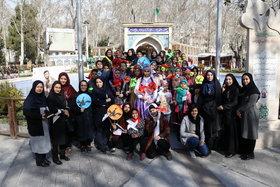 جشن «چهل برگ انقلاب» در مرکز شماره ۲۱ کانون تهران