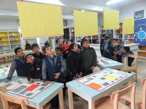 گزارش تصویری ویژهبرنامههای برگزار شده چهلمین سالگرد پیروزی انقلاب اسلامی در مراکز کانون خراسان شمالی ( بخش اول)