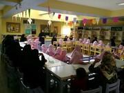 همایش سفال مادر و کودک با موضوع شادی کودکان برگزار شد
