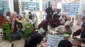 دهه فجر در مرکز فرهنگی هنری سرایان