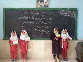 دهه فجر در کتابخانه سیار روستایی زیرکوه